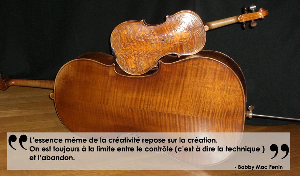 Violoncelle Violon